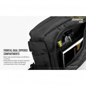 Nitecore Tas Travel Outdoor Waterproof 6 Liter - NEB10 - Black - 4