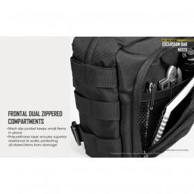 Nitecore Tas Travel Outdoor Waterproof 6 Liter - NEB20 - Black - 3