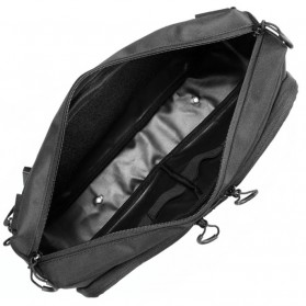 Nitecore Tas Travel Outdoor Waterproof 6 Liter - NEB20 - Black - 4