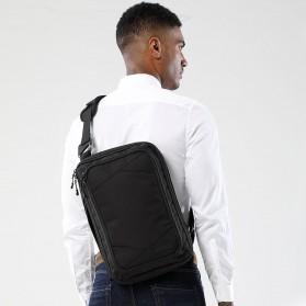 NITECORE Tas Travel Commuter Sling Shoulder Bag - NEB30 - Black - 3