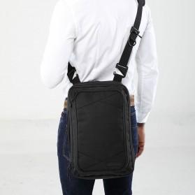 NITECORE Tas Travel Commuter Sling Shoulder Bag - NEB30 - Black - 4