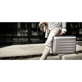 Xiaomi 90 Points Suitcase Koper Travel 24 inches - Gray - 8