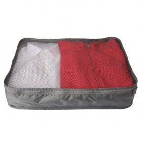 Xiaomi 90 Points Tas Travel Bag in Bag Organizer Pakaian - Dark Gray - 2