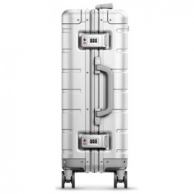 Xiaomi 90 Points Metal Suitcase Koper Travel 20 inches - Silver - 2