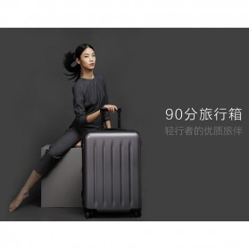 Xiaomi 90 Points Suitcase Koper Travel 28 inches - Gray - 4