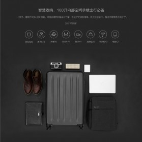 Xiaomi 90 Points Suitcase Koper Travel 28 inches - Gray - 8