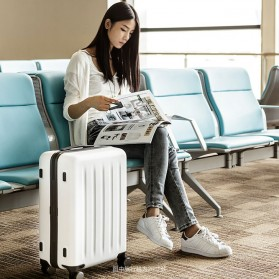 Xiaomi 90 Points Suitcase Koper Travel 28 inches - Gray - 9