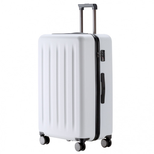 ... Xiaomi 90 Points Suitcase Koper Travel 28 inches - White - 2 ...