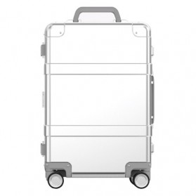 Xiaomi RunMi 90 Points Metal Suitcase Koper 20 inches - Silver - 2
