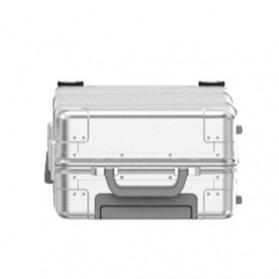 Xiaomi RunMi 90 Points Metal Suitcase Koper 20 inches - Silver - 4