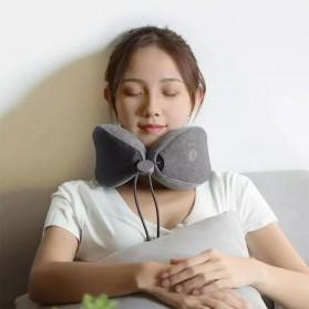 Xiaomi Mijia LF Bantal Leher Pijat U Shape Neck Pillow Relaxation Massage - LR-S100 - Gray - 2