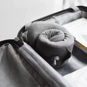Xiaomi Mijia LF Bantal Leher Pijat U Shape Neck Pillow Relaxation Massage - LR-S100 - Gray - 5