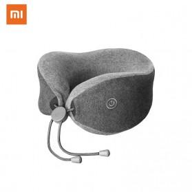 Xiaomi Mijia LF Bantal Leher Pijat U Shape Neck Pillow Relaxation Massage - LR-S100 - Gray - 7