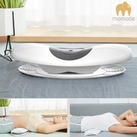 Momoda Lumbar Massage Electric Heat Pijat Tulang Belakang SX351 - White