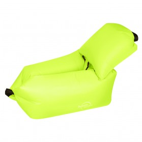 HOCO Reo Kasur Angin Lazy Bean Bag Inflatable Sofa - Green