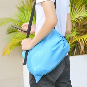 HOCO Reo Kasur Angin Lazy Bean Bag Inflatable Sofa - Green - 2