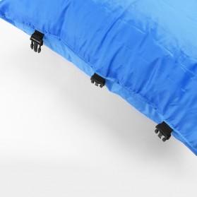 HOCO Reo Kasur Angin Lazy Bean Bag Inflatable Sofa - Green - 4