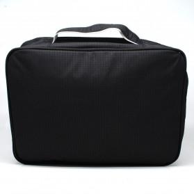 BUBM Tas Travel Bag in Bag Organizer Multifungsi - TGX-L (ORIGINAL) - Black - 3