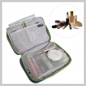 BUBM Tas Travel Bag in Bag Organizer Multifungsi - TGX-L (ORIGINAL) - Black - 6