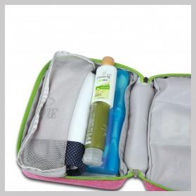 BUBM Tas Travel Bag in Bag Organizer Multifungsi - TGX-L (ORIGINAL) - Black - 7