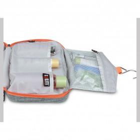 BUBM Tas Travel Bag in Bag Organizer Multifungsi - TGX-L (ORIGINAL) - Black - 8