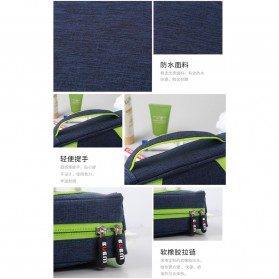 BUBM Tas Travel Bag in Bag Organizer Multifungsi - TGX-L (ORIGINAL) - Black - 10