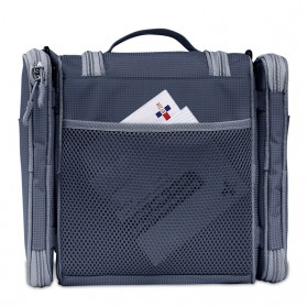BUBM Tas Travel Bag in Bag Organizer Multifungsi - TCF (ORIGINAL) - Dark Blue - 2