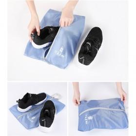 BUBM Tas Travel Bag in Bag Organizer 5 in 1 - T5JTX - Blue - 8