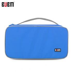 BUBM Tas Travel Pakaian Dalam Bag in Bag Organizer Multifungsi - TYD (ORIGINAL) - Blue