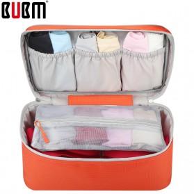 BUBM Tas Travel Pakaian Dalam Bag in Bag Organizer Multifungsi - TYD (ORIGINAL) - Blue - 2