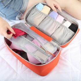 BUBM Tas Travel Pakaian Dalam Bag in Bag Organizer Multifungsi - TYD (ORIGINAL) - Blue - 5