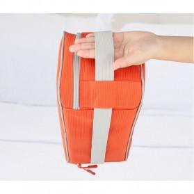 BUBM Tas Travel Pakaian Dalam Bag in Bag Organizer Multifungsi - TYD (ORIGINAL) - Blue - 7