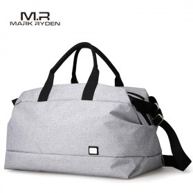 Mark Ryden Tas Duffel Travel Gym Bag - MR5830 - Gray