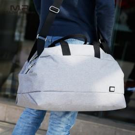 Mark Ryden Tas Duffel Travel Gym Bag - MR5830 - Gray - 3