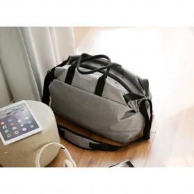 Mark Ryden Tas Duffel Travel Gym Bag - MR5830 - Gray - 5