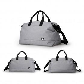 Mark Ryden Tas Duffel Travel Gym Bag - MR5830 - Gray - 7