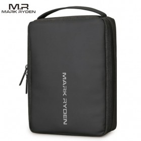 Mark Ryden Tas Travel Makeup Kosmetik Multifungsi Bag in Bag - MR6858 - Black - 1