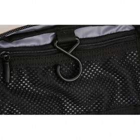 Mark Ryden Tas Travel Makeup Kosmetik Multifungsi Bag in Bag - MR6858 - Black - 9