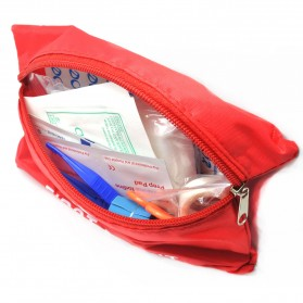 Outdoor First Aid Kit P3K 13 in 1 - SW5002 - Red - 2