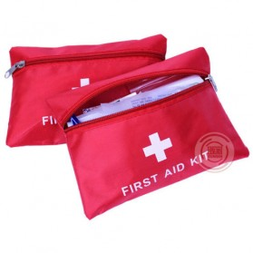Outdoor First Aid Kit P3K 13 in 1 - SW5002 - Red - 5