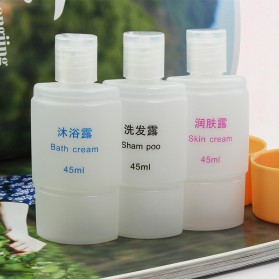 Botol Sabun Sampo Travel 45ml - B051653 - Blue - 5