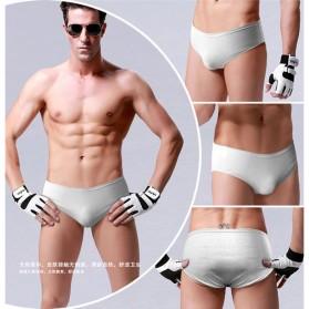 Disposable Men's Underwear Size XXL / Pakaian Dalam - White