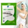 Travel Hygienic Disposable Towel 30 x 70 cm 2 Pcs / Handuk - White