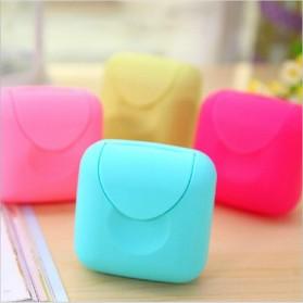 Outdoor Travel Convenient Soap Boxes / Kotak Sabun - Multi-Color