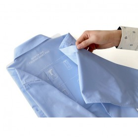 Tas Travel Bag in Bag Organizer untuk Baju Kemeja - Navy Blue - 6