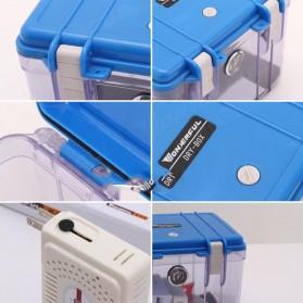 Dry Box Kamera Kotak Kering dengan Dehumidifier Size S - DB-2820 - Blue - 2