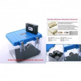 Dry Box Kamera Kotak Kering dengan Dehumidifier Size S - DB-2820 - Blue - 3