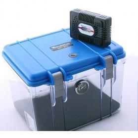 Dry Box Kamera Kotak Kering dengan Dehumidifier Size S - DB-2820 - Blue - 4