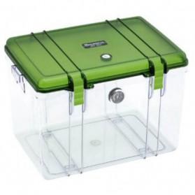 Tas Kamera & Underwater Kamera - Kotak Kering dengan Dehumidifier - DB-2820 - Green