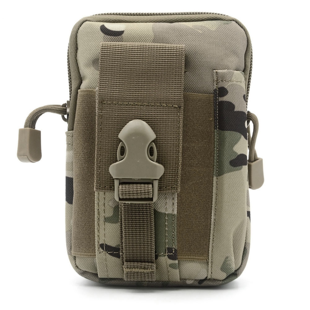 ... Tas Pinggang Tactical Army Camouflage - ZSXD001 - Army Green - 3 ...